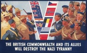 Allies against the Nazis
